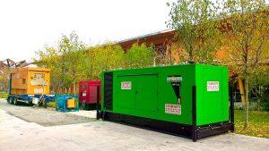Brunetti Generatori - Noleggio Gruppi Elettrogeni e Torri Faro - Bigruppi Elettrogeni Super Silenziati