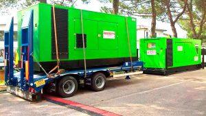 Brunetti Generatori - Noleggio Gruppi Elettrogeni e Torri Faro - Gruppi Elettrogeni Supersilenziati