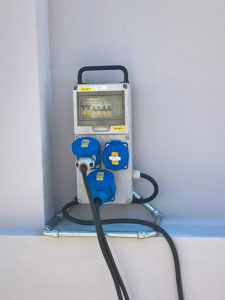 Brunetti Generatori - Noleggio Gruppi Elettrogeni e Torri Faro - Quadri Elettrici