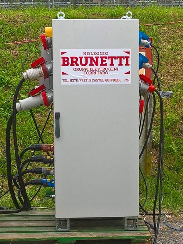 Schemi Elettrici Gruppi Elettrogeni : Brunetti generatori noleggio gruppi elettrogeni e torri