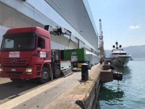 La Spezia nei cantieri navali 4
