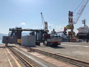 La Spezia nei cantieri navali 1