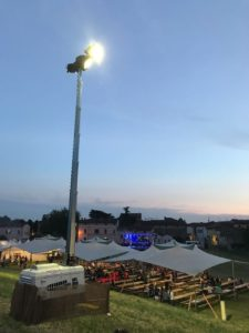 Sabbio Summer Fest 2018 ha bisogno di luce 2